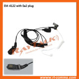 Sicherheit Surveillance Kit Acoustic Tube Earpiece für Eads Tph700