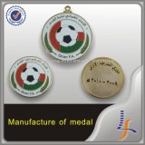 3Dオリンピック顧客用スポーツの金属メダル