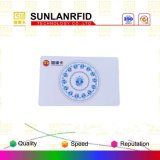 карточка обломока высокой частоты MIFARE протоколов 14443A Ultralight с оцифровкой