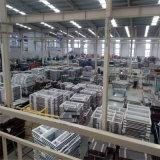 Aluminium de confiance/profils en aluminium d'extrusion pour le guichet/porte BRITANNIQUES