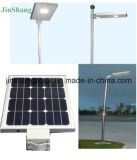 2016 Qualität energiesparendes 30W integriertes /All in einem Solar-LED-Straßenlaterne(JINSHANG SOLAR)