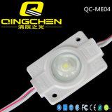 Potência super 2.4W para o módulo do diodo emissor de luz do sinal ao ar livre de Lightbox