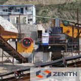 Serien-Brecheranlage-Stein-Maschine des Zeniten-VSI, Sand-Hersteller