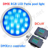 2015 heißes New IP68 DC12V Underwater Light für Swimming Pool Light/DMX RGB hohe Leistung LED Underwater Light