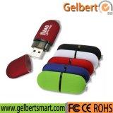 Conductor de destello regalos personalizados USB con el producto marcado
