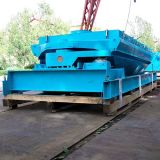Máquina vibrante del tamiz de la piedra caliza comercial de Xinxiang