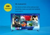 Cadre intelligent de l'androïde TV du WiFi 4k H. 265 BT 4.0 du faisceau 2.4G&5.8g de quarte du cadre 2GB 16GB de l'androïde 6.0 neufs TV du poste Tx5 PRO Amlogic S905X