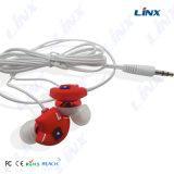 trasduttori auricolari di marchio 3D con il disegno sveglio