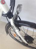 E-Bicicleta de la ciudad con la batería de litio 36V