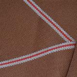 ткань 1430 джинсыов способа джинсовой ткани Selvedge холстины обыкновенного толком Weave 9oz