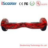 Neue Produkte 2016 2 Rad Hoverboard elektrische Roller-Flamme-Farbe