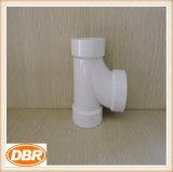 3*3*1-1/2 de Montage die van pvc van de Grootte van de duim Sanitair T-stuk verminderen