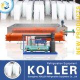 Koller 10 da grande capacidade de gelo toneladas de máquina do bloco