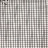 Baumwollpopelin-gesponnenes Garn gefärbtes Gewebe für Kleider Rls40-13po