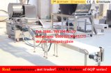Crepe superventas de la máquina de los Crepes de la alta calidad automática que hace que máquina la piel fina del Crepe trabaja a máquina la máquina plana de la crepe de la maquinaria del Crepe (maunfacturer)