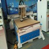 3개의 스핀들 CNC 대패 자동 스핀들 변경 목제 작동되는 기계