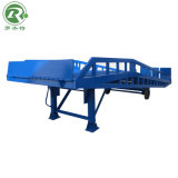 6-10tons Movable Hydraulic Dock Leveler/Loading Dock Ramp (DCQY6-0.8)