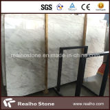 Laje de mármore branca de Greece Volakas da alta qualidade