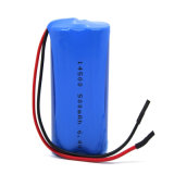 Li-ione Battery di 6400mAh 18650 8.4V Rechargeable per Bike Light