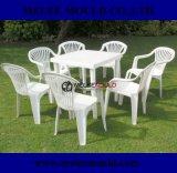 Molde al aire libre de la silla del brazo del jardín del club de yate