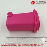 Sostenedor plástico de la pluma de la dimensión de una variable divertida de encargo del bote de basura