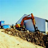 Het snelle Bouw Geprefabriceerde Landbouwbedrijf van het Gevogelte van de Structuur van het Staal