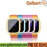 El perseguidor del G/M GPS de la llamada de la manera SOS de Gelbert embroma el reloj elegante