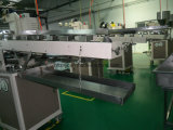 Macchina per l'imballaggio delle merci semiautomatica della catena di persone (HFT-3220B)
