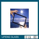 costruzione riflettente grigia scura tinta 6mm di vetro