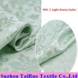 soie de jacquard de Crepe de 22mm pour le tissu en soie de consolateur et de vêtement