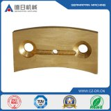 CNC Machining Copper Sleeve Bronze Casting per Machining Parte