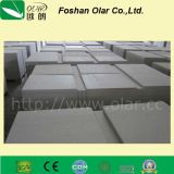 Material de construcción de la tarjeta del cemento de la fibra para la partición del techo