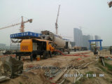 ConstructionのためのElectric Concrete Pumpの中国Manufacture