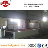 Elektrische horizontale kleine mildernde Ofen-Glasmaschine
