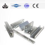 Alluminio 6065 prodotti dell'alluminio di precisione da costruzione CNC dell'espulsione della lega