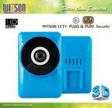 CCTV 960P HD 180 градусов Рыбий широкоугольный Wireless WiFi Hidden Corner IP сетевая камера