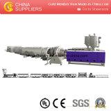 Linha plástica da fabricação da tubulação do LDPE LLDPE do HDPE do PE