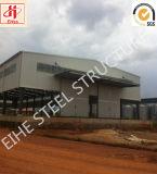 가벼운 강철 건축 건물 작업장 헛간