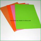 Материал листа пены ЕВА пены ЕВА высокого качества изготовленный на заказ