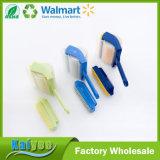Escova do rolo da água de lavagem da limpeza do agregado familiar com dente