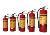 beweglicher trockener Feuerlöscher des Puder-4kg (GB4351.1-2005)