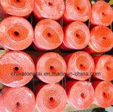 Pp. faserige verdrehte Ballenpreßschnur-Verpackungs-Schnur-emballierenschnur