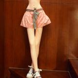 Bambole realistiche del sesso della tibia della ragazza di Japaneses del sesso di certificazione del Ce