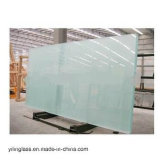 Laminated de gran tamaño Glass con Solid Milk White o Translucent