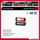 Lighthead (LTDG41B)를 경고하는 지상 설치 3 LEDs 모듈
