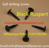 Parafuso Drilling do auto do parafuso de Dacromet do preto do parafuso de Ruspert