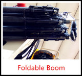 grue marine de paquet de boum hydraulique de porte-fusée de 20t@15m