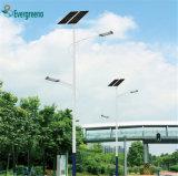 Bewertung IP-IP66 und Straßenlaterne-Feld-Typ 80W Solar-LED Straßenlaterne