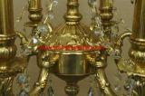 Klassisches Eleganz-Hotel-hängende Leuchter-Kristalllampe (FD-0698-6)
