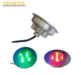高い明るさIP68 RGB LED水中ライト